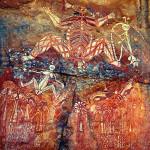 Galeria Ubirr (na liście Światowego Dziedzictwa) - Park Narodowy Kakadu - Terytorium Północne