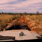 Canning Stock Route - Mała Pustynia Piasczysta - Australia Zachodnia
