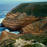 Wybrzeże klifowe - Park Narodowy Kalbarri - Australia Zachodnia
