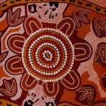 Maliwidła aborygeńskie w jednej z osad w Outbacku - Australia Zachodnia