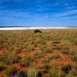 Jezioro Rozczarowanie (Lake Disappointment) ) - Canning Stock Route - Australia Zachodnia