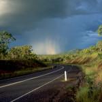 Park Narodowy Kakadu w porze deszczowej - terytorium północne
