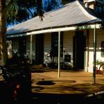 Cobra Station - kiedyś była to słynna farma przy szlaku pod Mt Augustus - Australia Zachodnia