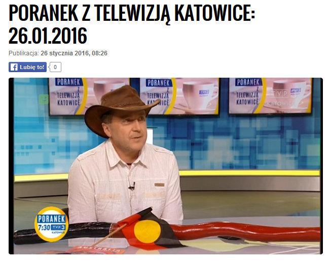 AustraliaDay2016TVPKatowice